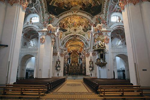 Hochfest der Weihe der Klosterkirche