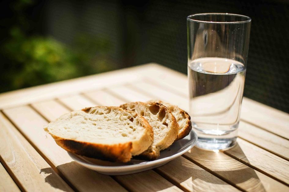 «Fasten bei Wasser und Brot für Leib und Seele»