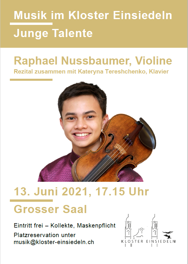 Musik im Kloster Einsiedeln