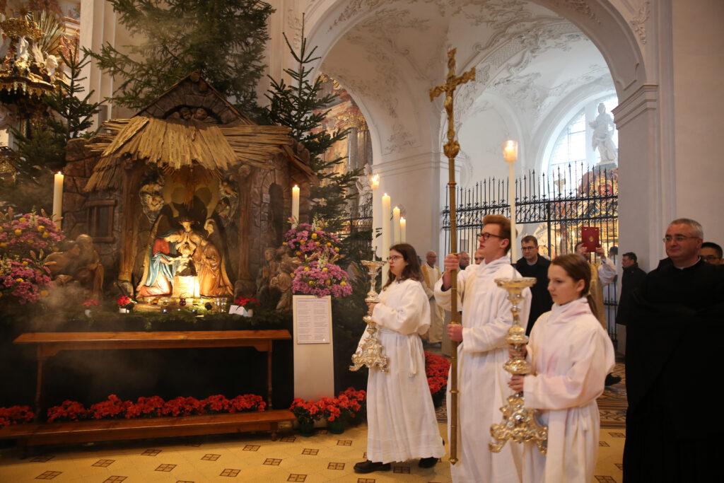 Arbeiten Im Kloster Auf Zeit