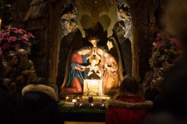 Advent und Weihnachten im Kloster Einsiedeln