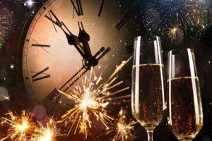 Silvester und Neujahr in Einsiedeln