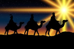Einladung zum Hochfest Erscheinung des Herrn