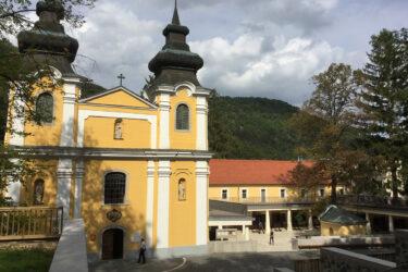 Mátraverebély-Szentkút (Ungarn)