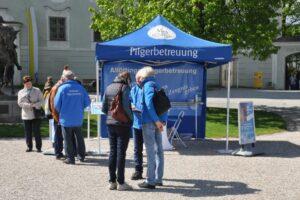 Freiwillige gesucht für die Pilgerbetreuung