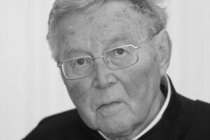 Pater Walbert Kaufmann am 6. Oktober verstorben