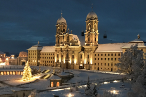Silvester und Neujahr im Kloster Einsiedeln