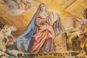 Predigt zu Neujahr 2021 von Pater Benedict Arpagaus