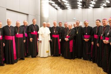 Schweizer Bischofskonferenz bei uns zu Gast