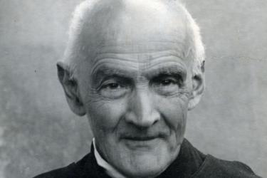 Zum Todestag von Bruder Meinrad Eugster