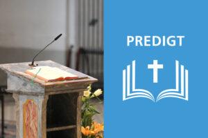 Predigt bei der Feierlichen Profess von Fr. Meinrad Hötzel – 18. Juli 2021