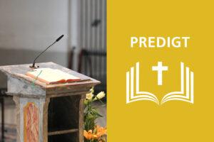 Predigten von Abt Urban und Pater Mauritius an Engelweihe 2021