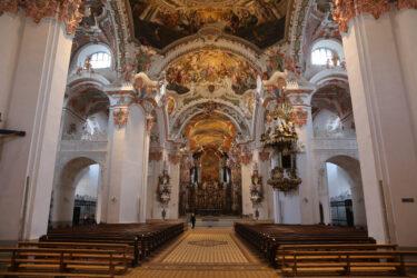 300 Jahre Grundsteinlegung der Einsiedler Klosterkirche