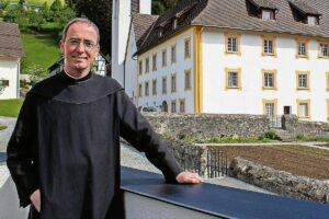 Pater Kolumban ist neuer Kaplan der Schweizergarde!