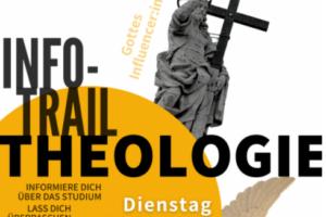 Info-Trail zum Theologiestudium am 14. September