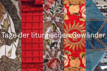 """""""Tage der liturgischen Gewänder"""" am 25./26. September 2021"""