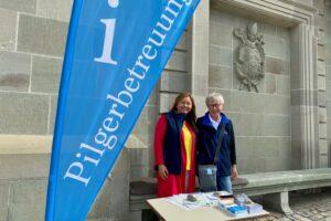 Gesucht: Ehrenamtliche für die Pilgerbetreuung 2022