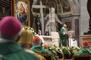 Eröffnung des synodalen Prozesses in Einsiedeln
