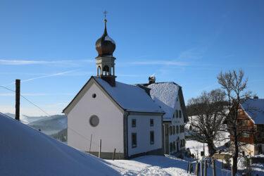 Gasthaus & Kapelle Etzel