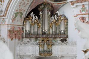 Konzert auf zwei Orgeln