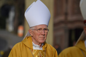Bischof Amédée Grab gestorben