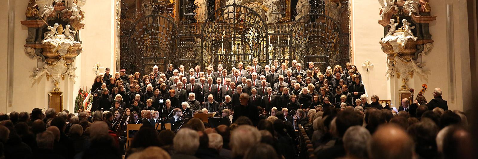 Konzerte Weihnachten 2019.Konzerte Besuchen Kloster Einsiedeln