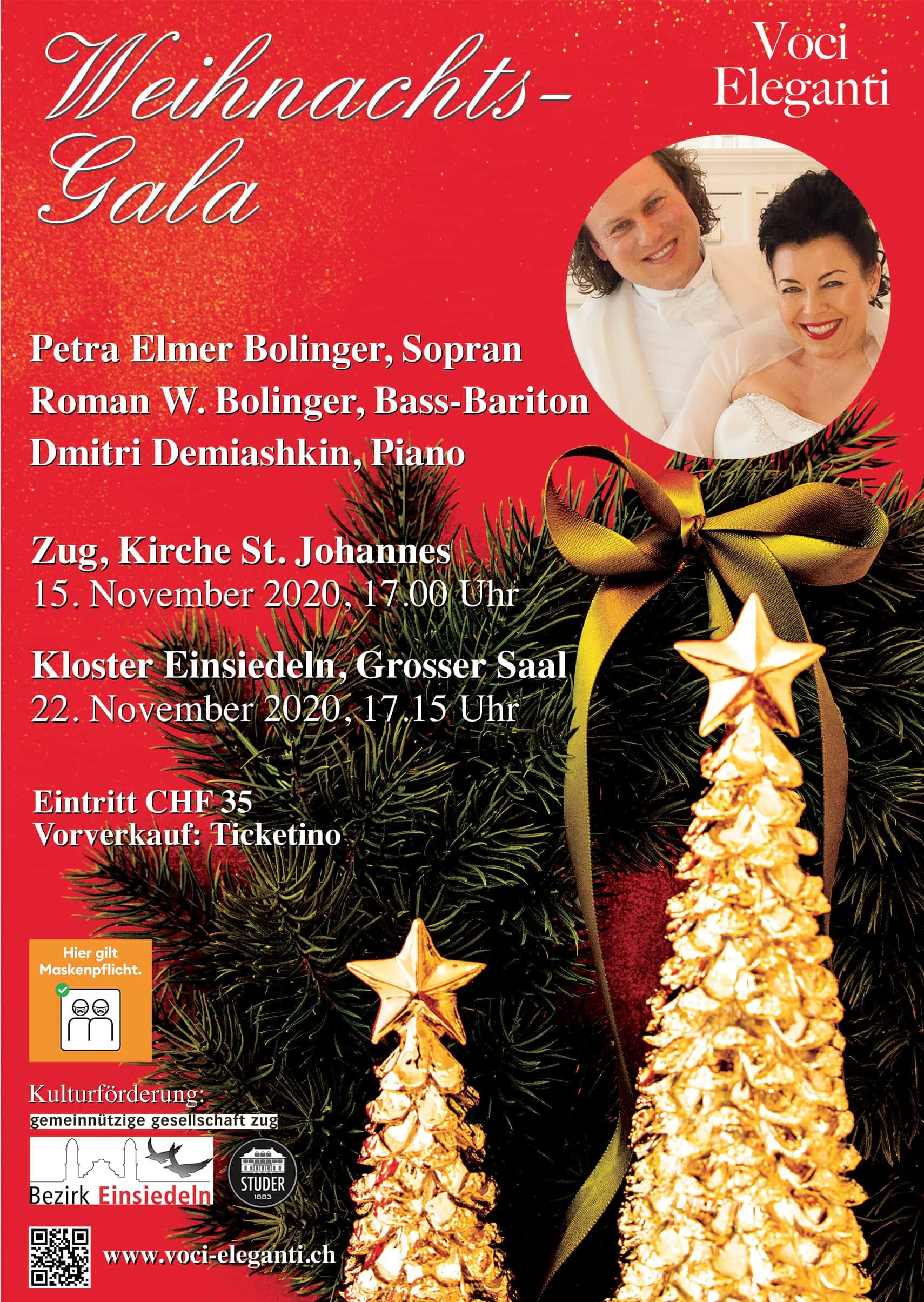 Weihnachts-Gala